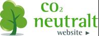 Co2 neutralt website